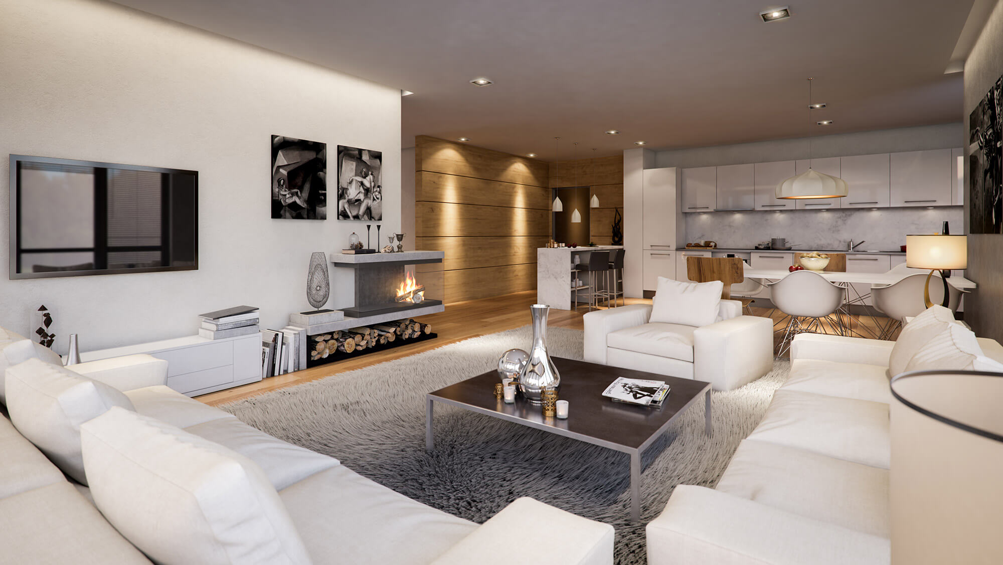 Interior Living Room - Bulgaria