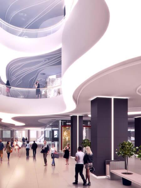 Mall Interior - Bulgaria