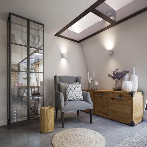 Interior - LivingRoom