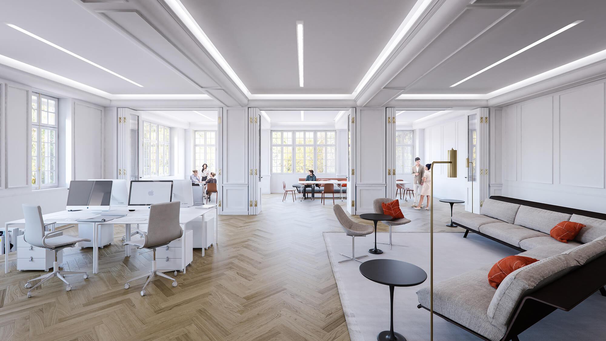 Office Interior UK