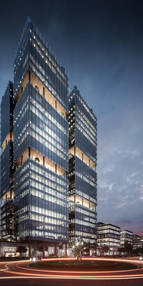 Office Building - Sofia