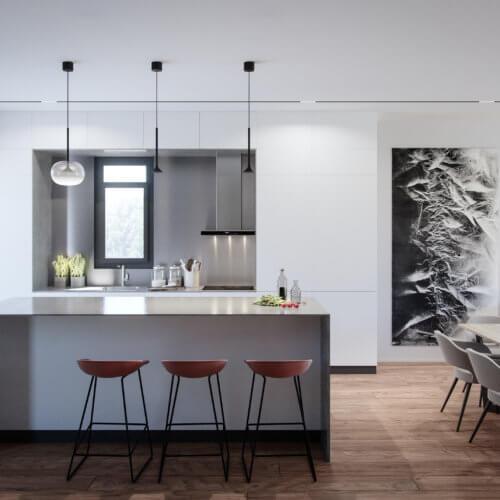 Kitchen Interior - Sofia