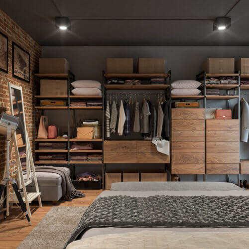 Bedroom Interior - Sofia