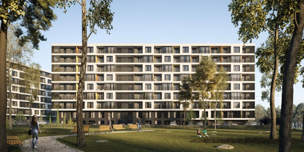 Residential Building - Sofia